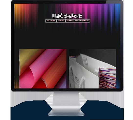 Уеб дизайн и изработване на фирмен уеб сайт на фирма за радио лампи